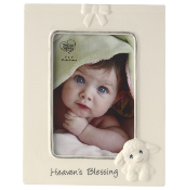 """Heaven's Blessing"" Lamb Photo Frame - Precious Moments"
