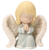 """Praying Angel"" Mini Figurine - Precious Moments"