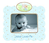 Jesus Loves Me - Boy Frame - Precious Moments