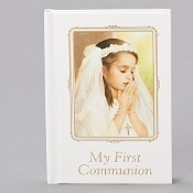 St.Joseph First Communion Girl Book