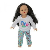 "18"" Doll ""Bashful Minnie"" 3pc Outfit"