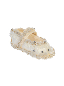 Infant Girl's Crib Shoes