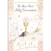 GREETING CARD - CONGRATULATIONS NIECE COMMUNION,Communion,Communion Dress,First Holy Communion,First Holy Communion Dress,First Holy COmmunion Suit,Communion Suit Mississauga,Communion Dress Mississauga,