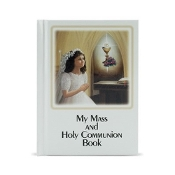 Communion Mass Book Girl