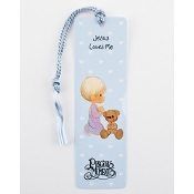 Precious Moment Praying Boy Bookmark