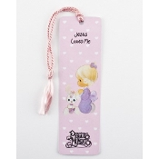Precious Moment Praying Girl Bookmark