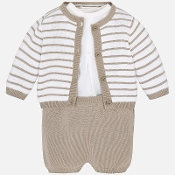 Mayoral Baby boy 3pc Knit Set