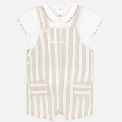 Mayoral Baby Boy Striped Jumper Set