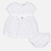 Mayoral Baby girl Devore dress