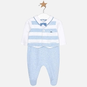 Mayoral Baby Boy Long Romper