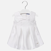 Mayoral Baby girl Taffeta dress