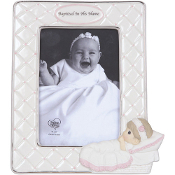 Girl Baptism Frame - Precious Moments