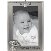 Baptism Photo Frame - Precious Moments