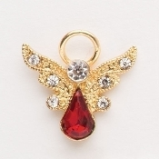 January Guardian Angel Pin