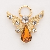 November Guardian Angel Pin