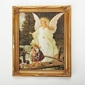 "12"" CHERUB WITH DOVE"