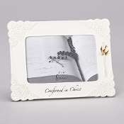 4x6 Lace Confirmation Frame