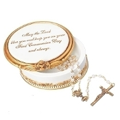 "2"" Communion Keepsake Box"