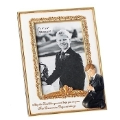 "8"" Communion Boy Frame 4x6"