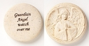 "1.25"" Guardian Angel Pocket Stone"