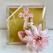 2x3 Personalized Angel Frame Bomboniere