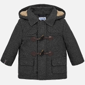Mayoral baby Girl Duffle coat