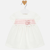Mayoral Baby girl Tulle Dress w/Glitter