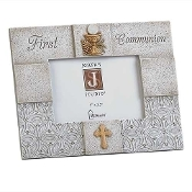 "6.5"" 3.5x5 First Communion Frame"