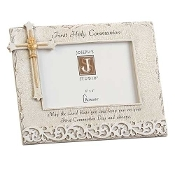 "7"" 4x6 First Communion Frame"