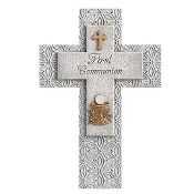 "8.75"" First Holy Communion Cross"