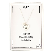 "15"" First Communion Necklace"