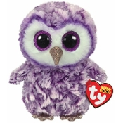 Moonlight the Violet Owl Beanie Boo