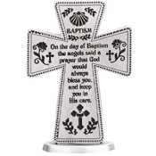 6 Baptism Blessing Standing Cross