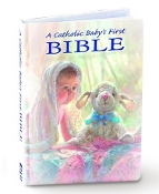 Kathy Fincher Catholic Baby's First Bible