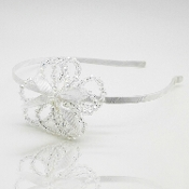 The Flower Power Crystal Headband
